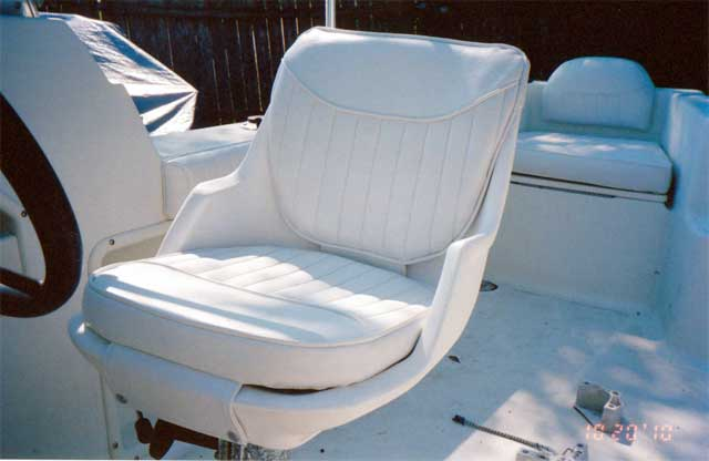 Cool Bonnies Sewing Canvas Boat Cushions Dailytribune Chair Design For Home Dailytribuneorg
